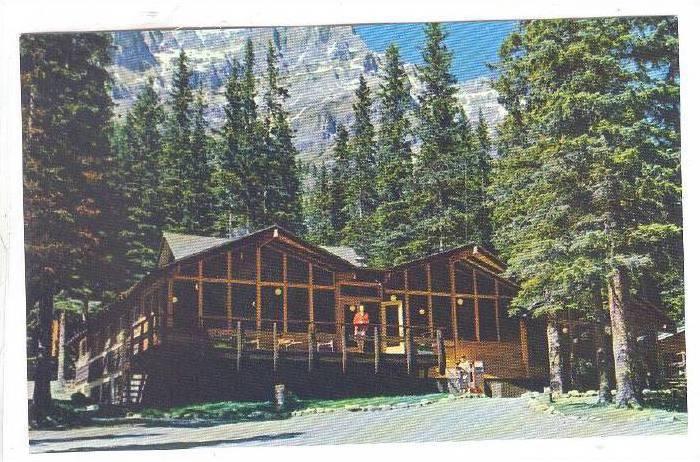 Moraine Lake Lodge Banff National Park Lake Louise