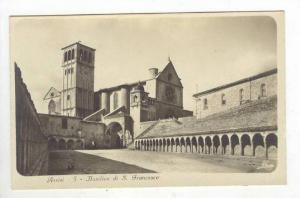 RP  Assisi , Basilica di S Francesco, Italy, 00-10s