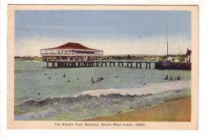 The Aquatic Club, Barbados, British West Indies, PECO