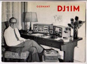 DJ1IM, Germany, 1960