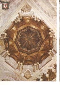 Postal 045707 : Cordoba. La Mezquita. Cupula del Mihrad