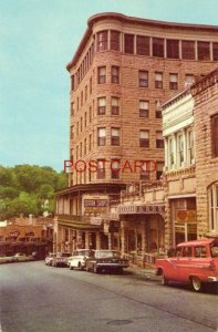 1971 BASIN PARK HOTEL, Downtown on Spring Street EUREKA SPRINGS, ARKANSAS