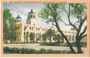 Los Angeles Terminal Annex Post Office Los Angeles California