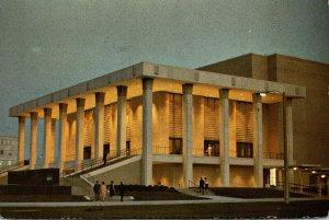Mississippi Jackson Auditorium