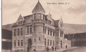 NELSON, British Columbia, Canada, 1900-1910s; Post Office