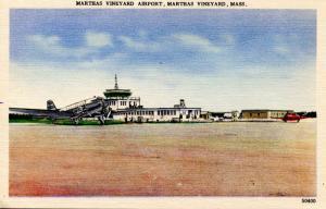 MA - Martha's Vineyard Island. Airport