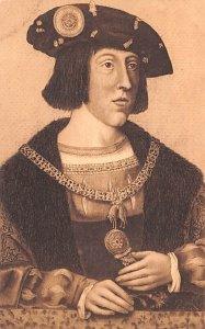 Portrait de Philippe le Beau France Unused