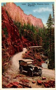 Colorado Phantom Canon Highway The Cliffs