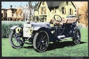 1910 Oldsmobile 90 Car Postcard Chrome 1950s-1970s
