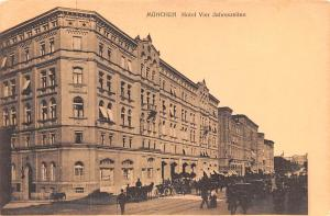 Munchen Germany Hotel Vier Jahreszeiten Munchen Hotel Vier Jahreszeiten
