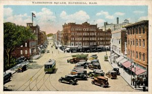 MA - Haverhill. Washington Square