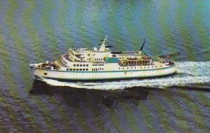 Canada M V Queen Of Prince Of Rupert British Columbia Ferries
