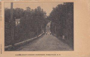 YORKVILLE , South Carolina , PU-1909; East Liberty Street Extension