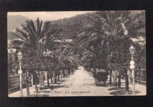 038795 ITALY Nervi - Viale Vittorio Emanuele Vintage
