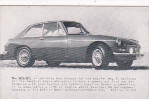 MGB/GT British Motor Corporation/Hambro