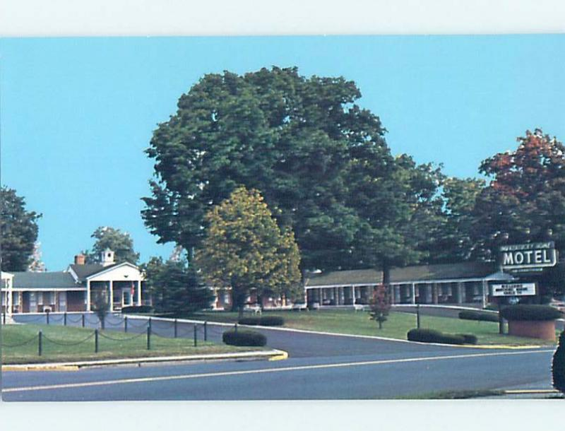 Unused 1980's KENTUCKY HOME MOTEL Bardstown - Near Elizabethtown KY B6585-13