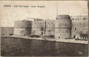 CPA Taranto Castel St-Angelo ITALY (809322)