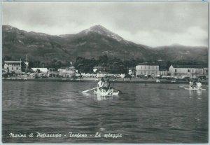 80795 - CARTOLINA d'Epoca - LUCCA  Provincia  -  Marina di Pietrasanta      1962