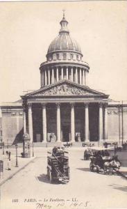 France Paris Le Pantheon
