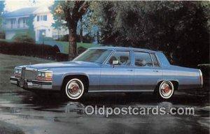 Cadillac for 1980 Auto, Car Unused