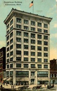 MI - Kalamazoo. The Hanselman Building