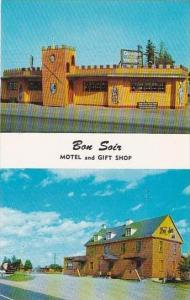 Canada Quebec Grondines Bon Soir Motel
