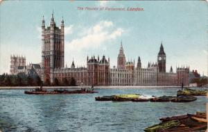 The Houses of Parliament, LONDON, England, United Kingdom, 00-10s