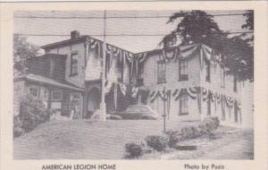 American Legion Home 22nd Annual Convention Of The American Legion July 1940 ...