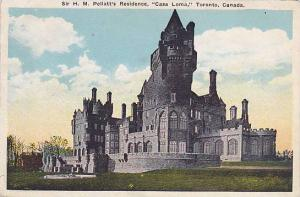 Sir H.M. Pellatt's Residence, Cass Loma, Toronto,  Canada,  00-10s