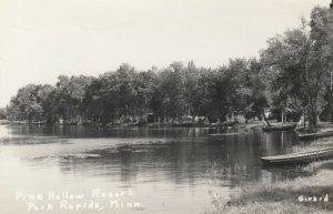 RP: PARK RAPIDS , Minn., 1930-40s ; Pine Hollow Resort