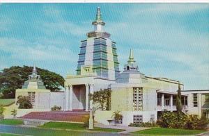 Hawaii Honolulu Soto Mission