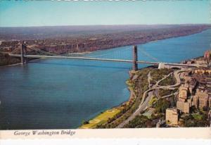 New York City The George Washington Bridge