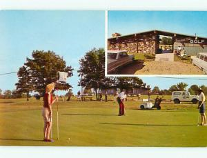 Osage Beach Missouri Golf Dogwood Hills Golf Course Ozarks  Postcard # 8394
