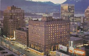 Hotel Georgia , VANCOUVER , B.C. , Canada , 50-60s