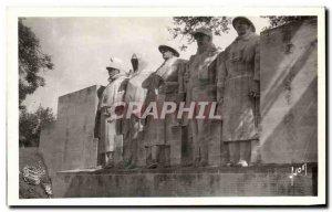 Old Postcard Verdun Monument Aux Enfants De Verdun Morts Pour La France Milit...