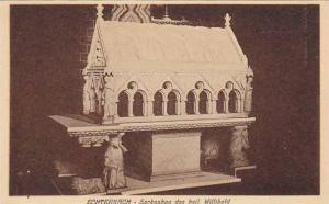 ECHTERNACH, Sarkophag des heil, Willibald, Luxembourg, 10-20s