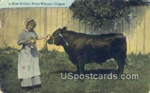 Blue Ribbon Prize Winner Misc OR 1911