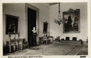 CPA AK Palacio Nacional de MAFRA - Aspecto de uma Sala PORTUGAL (761046)