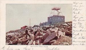 Colorado Denver Summit Pikes Peak