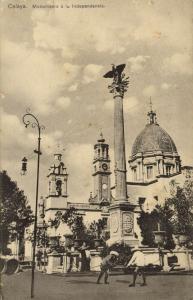 mexico, CELAYA, Guanajuato, Monumento a la Independencia (1910s)