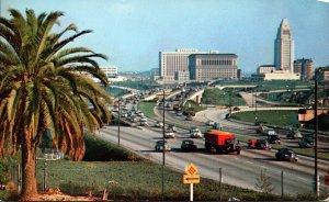 California Hollywood New Hollywood Freeway
