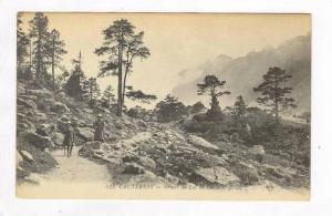 Sentier Du Lac De Gaube, Cauterets (Hautes-Pyrénées), France, 1900-1910s
