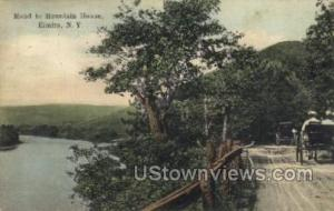 Mtn. House Elmira NY 1907