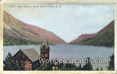 White Pass & Yukon RR Lake Bennett Canada Unused