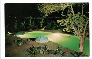 Swimming Pool, Casa Monte Motel, KINGSTON, Jamaica, 50-60s