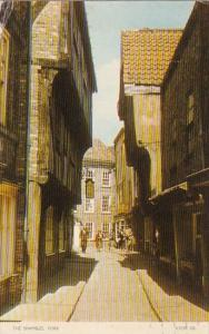 England York The Shambles 1957