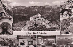 Der Kelhstein Austria Real Photo Multi View Old Postcard