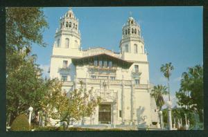 Hearst San Simeon State Historical Monument Vintage Postcard