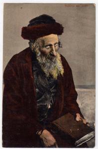 Old Man -Religious Man