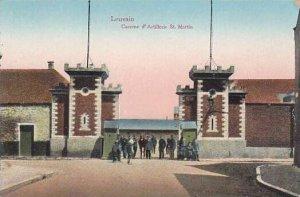 Belgium Louvain Caserne d'Artillerie St Martin